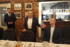 Noworoczne spotkanie członków klubu i sympatyków Żeglarstwa 18.01.2020 r.