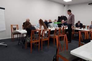 Walne Zgromadzenie Sprawozdawczo Wyborcze  18.01.2020 r.